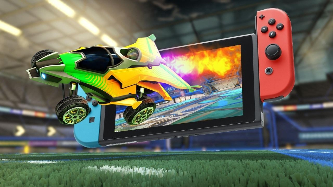 Rocket League : la version Switch aura aussi droit à son édition physique !