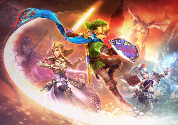Hyrule Warriors Definitive Edition : Link tranche à nouveau sur Switch