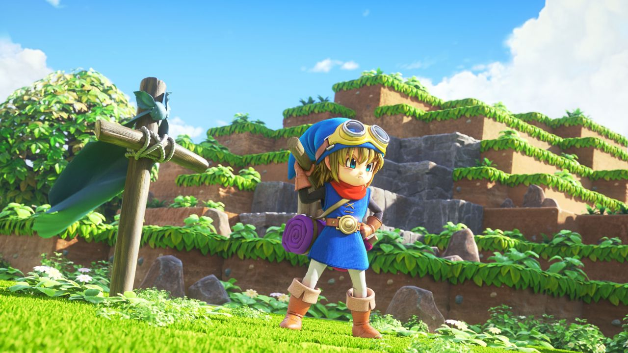 Dragon Quest Builders : la démo disponible sur Switch