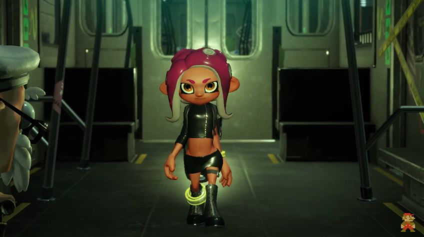 Splatoon 2 : L'extension payante 'Octo' se dévoile !