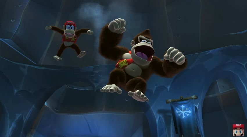 Donkey Kong Country - Tropical Freeze : Le trailer de gameplay à un mois de la sortie !