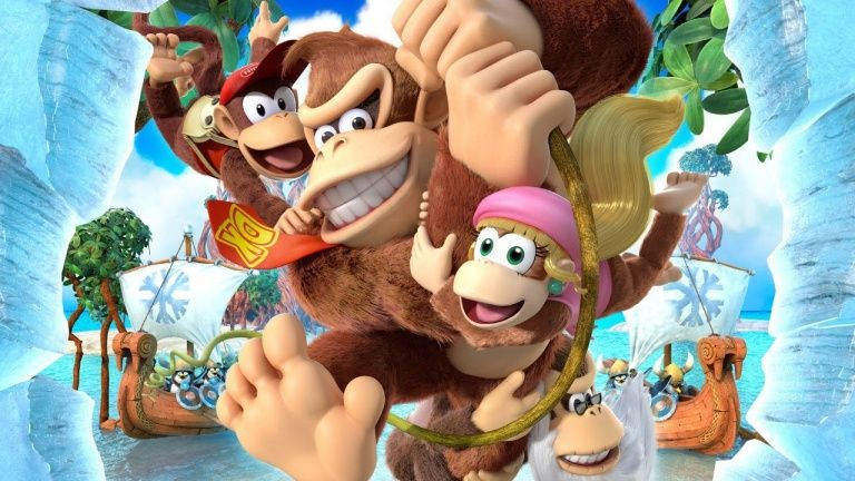 Donkey Kong Country Tropical Freeze : La bande-annonce de lancement