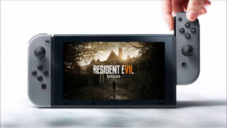 Resident Evil VII : Bientôt sur Switch en version Cloud !