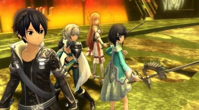 Sword Art Online - Hollow Realization : Une bande-annonce pour la version Switch !