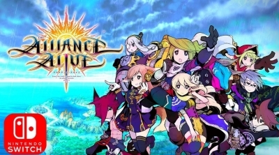 The Alliance Alive HD Remastered : Disponible le 11 octobre !