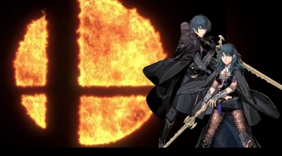 Super Smash Bros. Ultimate accueille...Byleth !