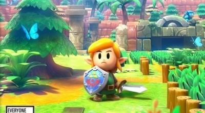 E3 : The Legend of Zelda - Link's Awakening, La bande-annonce et une tonne d'images !