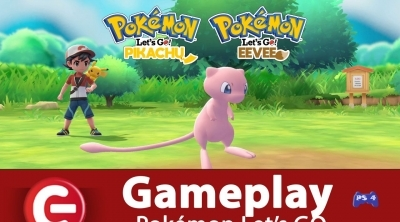 PGW 2018 : Pokémon Let's GO, Du gameplay exclusif... provenant de la démo !