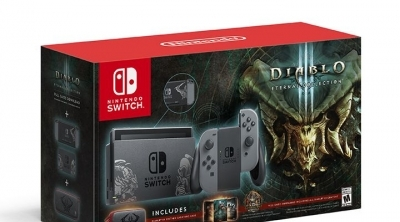 Le pack Nintendo Switch Diablo III Eternal Collection sortira le 2 Novembre 2018 !
