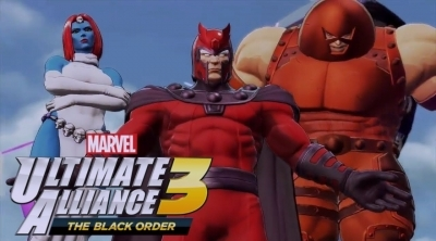 Marvel Ultimate Alliance 3 : Les mutants à l'honneur