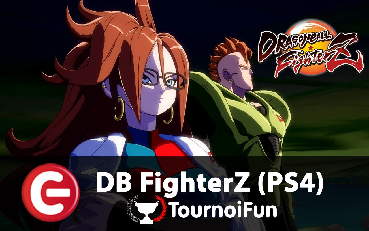 TournoiFun : Dragon Ball FighterZ sur PS4