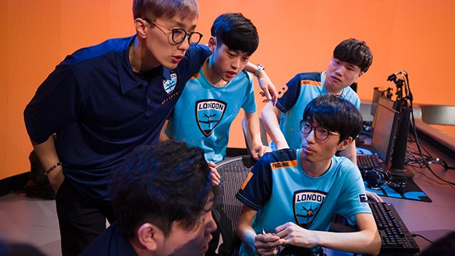Overwatch League : Victoire de 'London Spitfire'