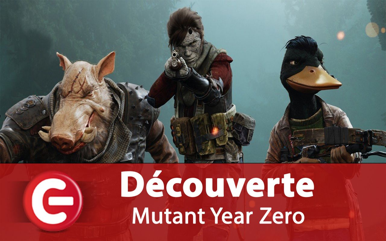 [Découverte] Mutant Year Zero : Road to Eden