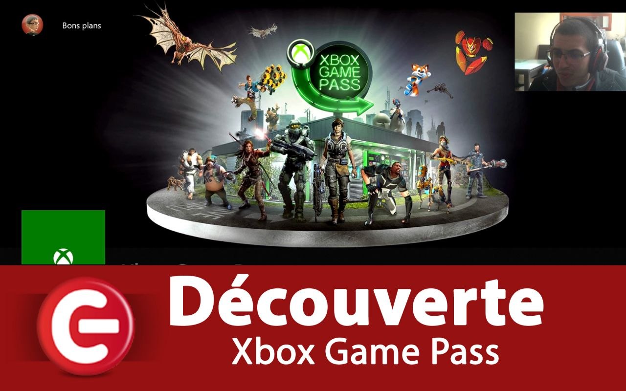 Xbox Game Pass : On vous montre son contenu - 1er Octobre 2018