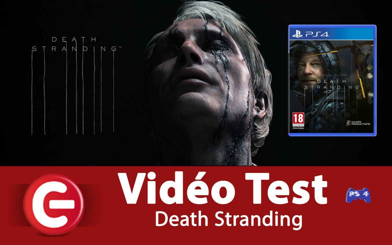 [VIDEO TEST] Death Stranding, Le jeu de Kojima passé au crible !