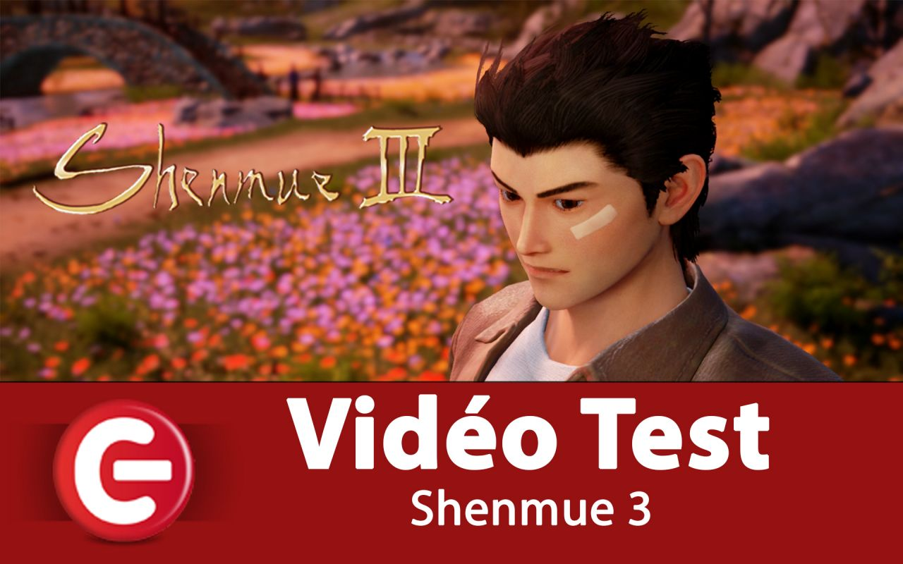 [VIDEO TEST] Shenmue 3, Un retour gagnant ? Notre verdict !