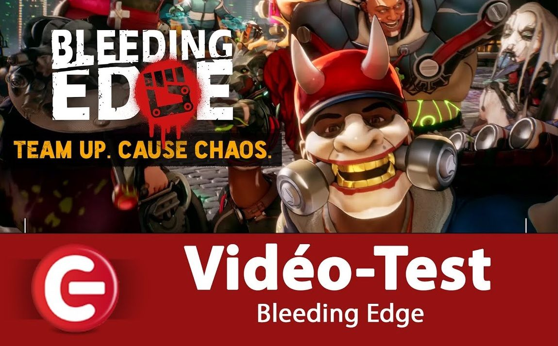 [VIDEO TEST] Bleeding Edge, Faible contenu mais avec un potentiel énorme !