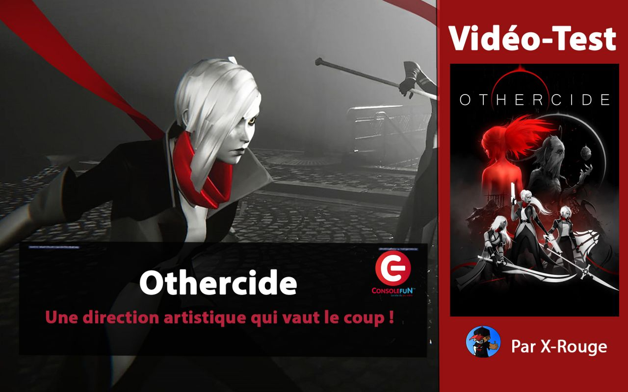 [VIDEO TEST / GAMEPLAY] Othercide sur PS4, Xbox One et PC !