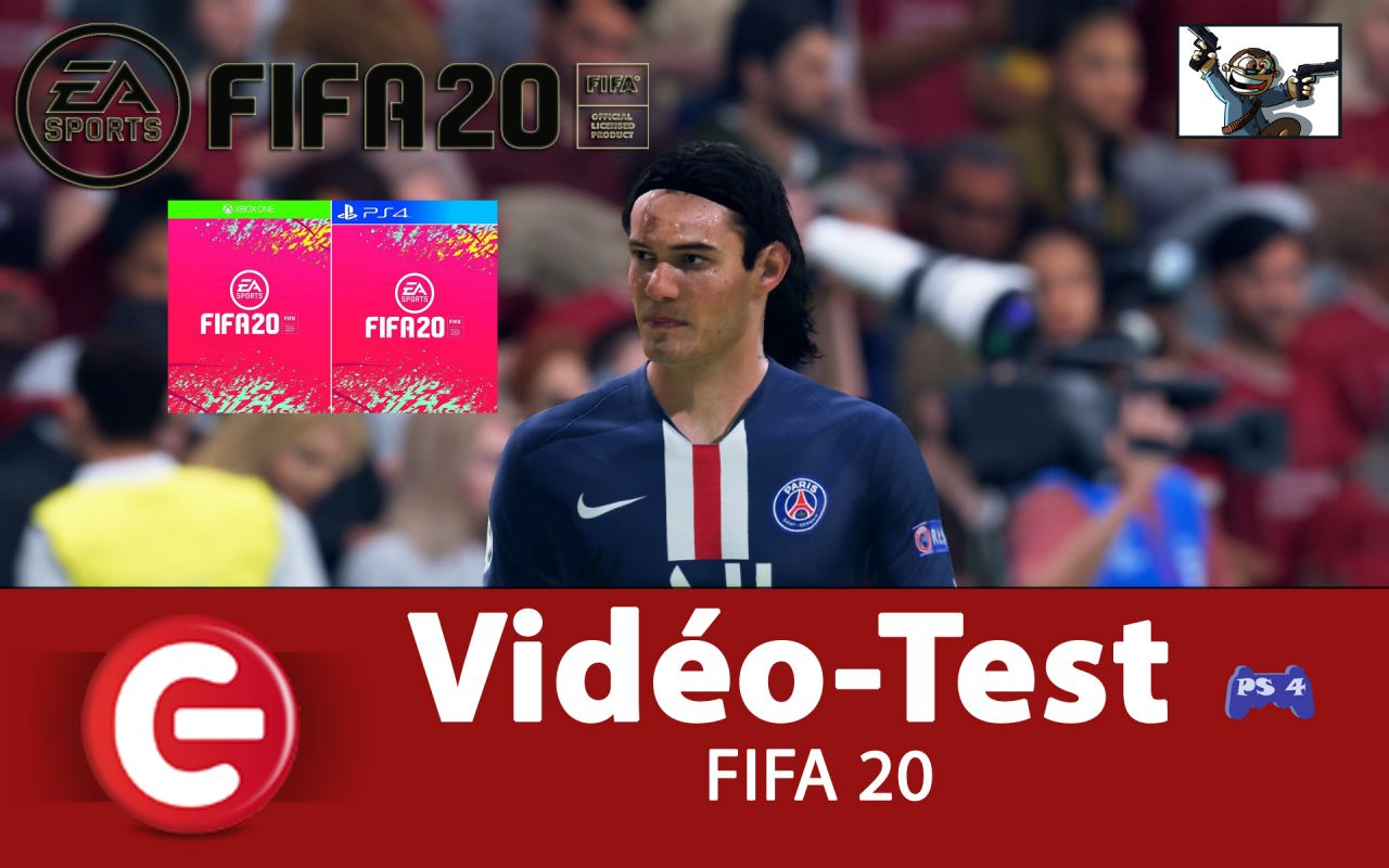 [VIDEO TEST] FIFA 20, Le Must des jeux de football sur PS4 et One ?