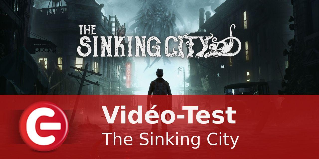 [Vidéo-Test] The Sinking City : Une version Switch dépasée ?