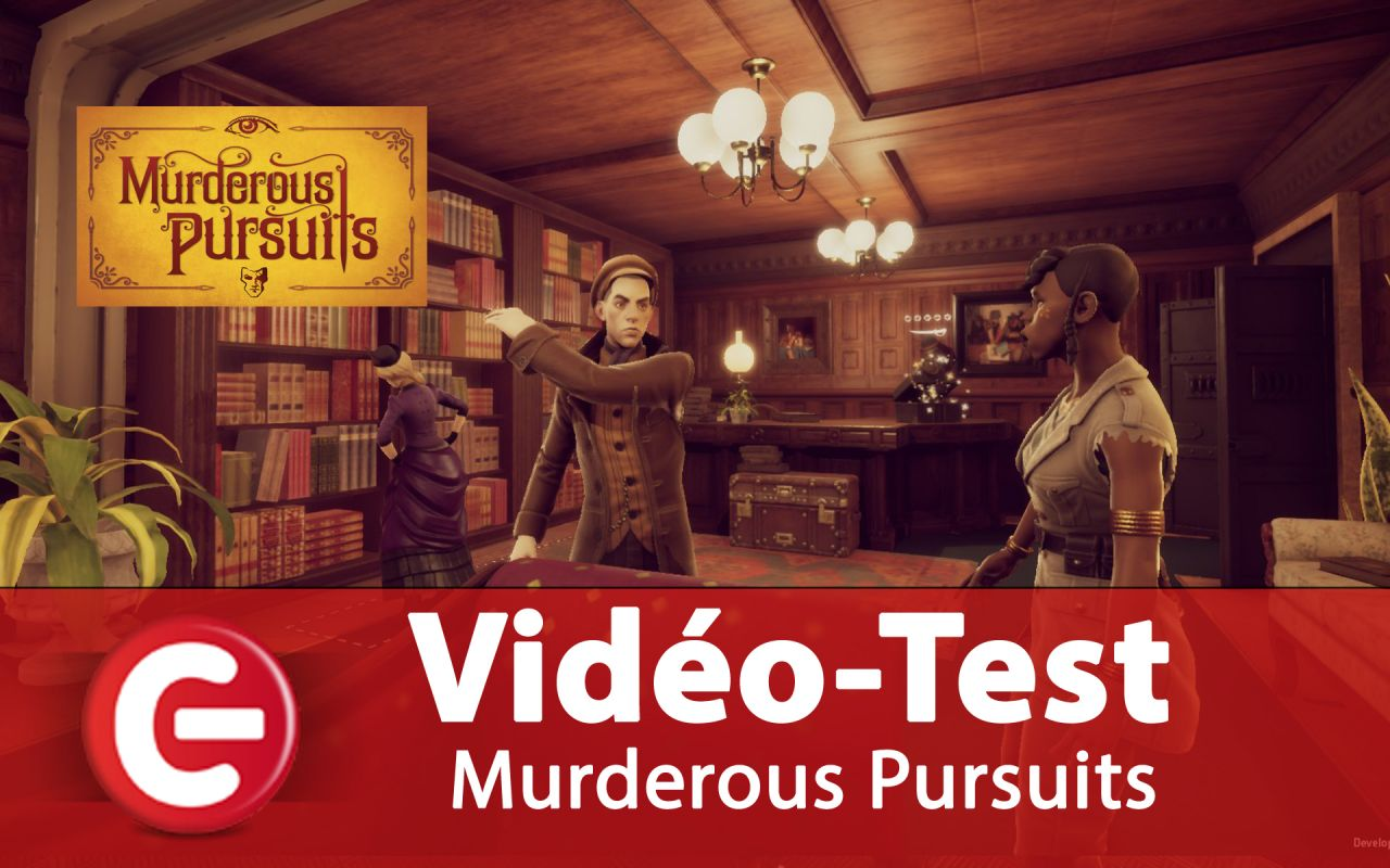 [Vidéo Test] Murderous Pursuits, Le Multiplayer d'Assassin's Creed ?