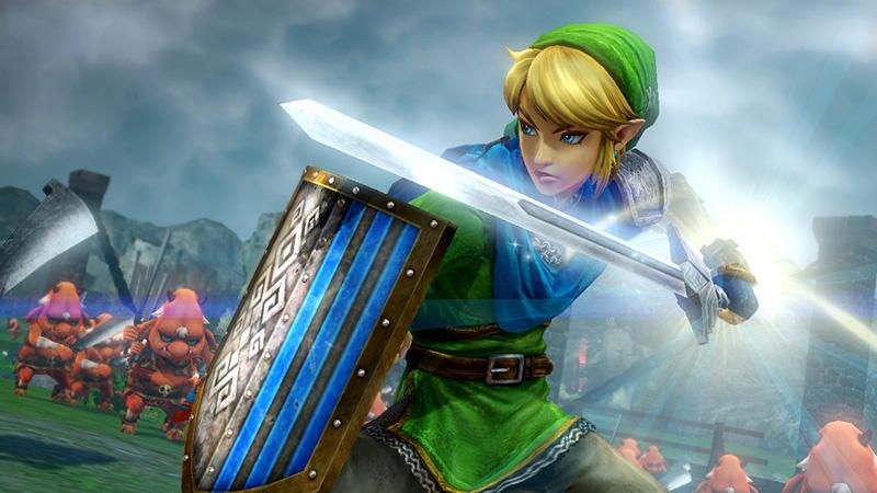 [Video-Test] Hyrule Warriors