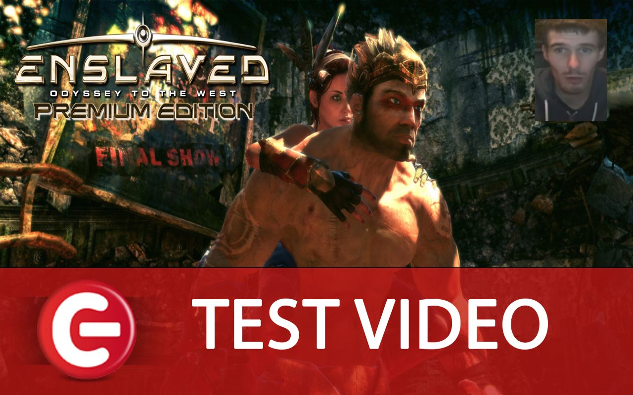 Enslaved Odyssey to the West : Notre video-test 'souvenir' !