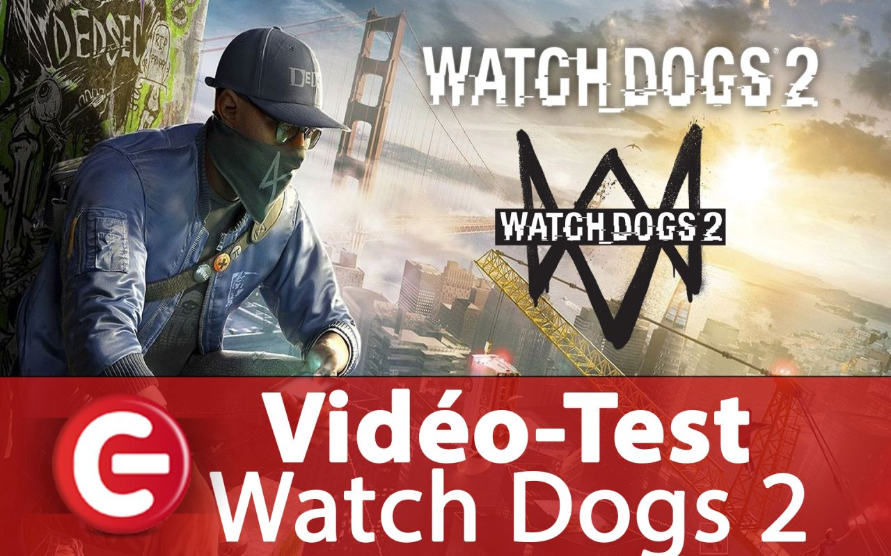 [Video Test] Watch Dogs 2, un épatant Marcus Holloway !