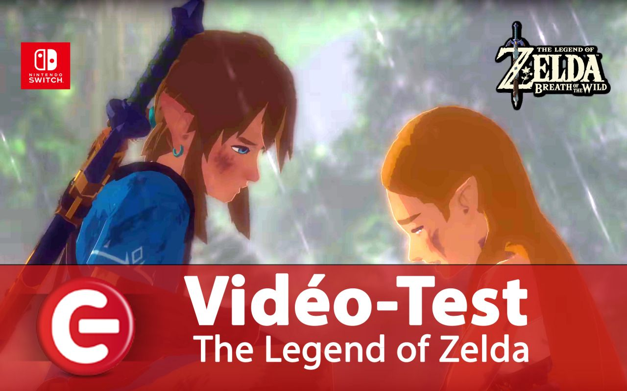 [Vidéo Test] The Legend of Zelda : Breath of the Wild, un must ?
