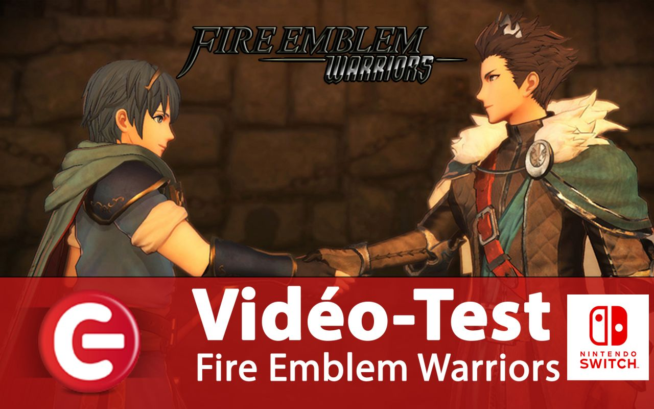 [Vidéo Test] Fire Emblem Warriors, sur les traces de Hyrule Warriors ?