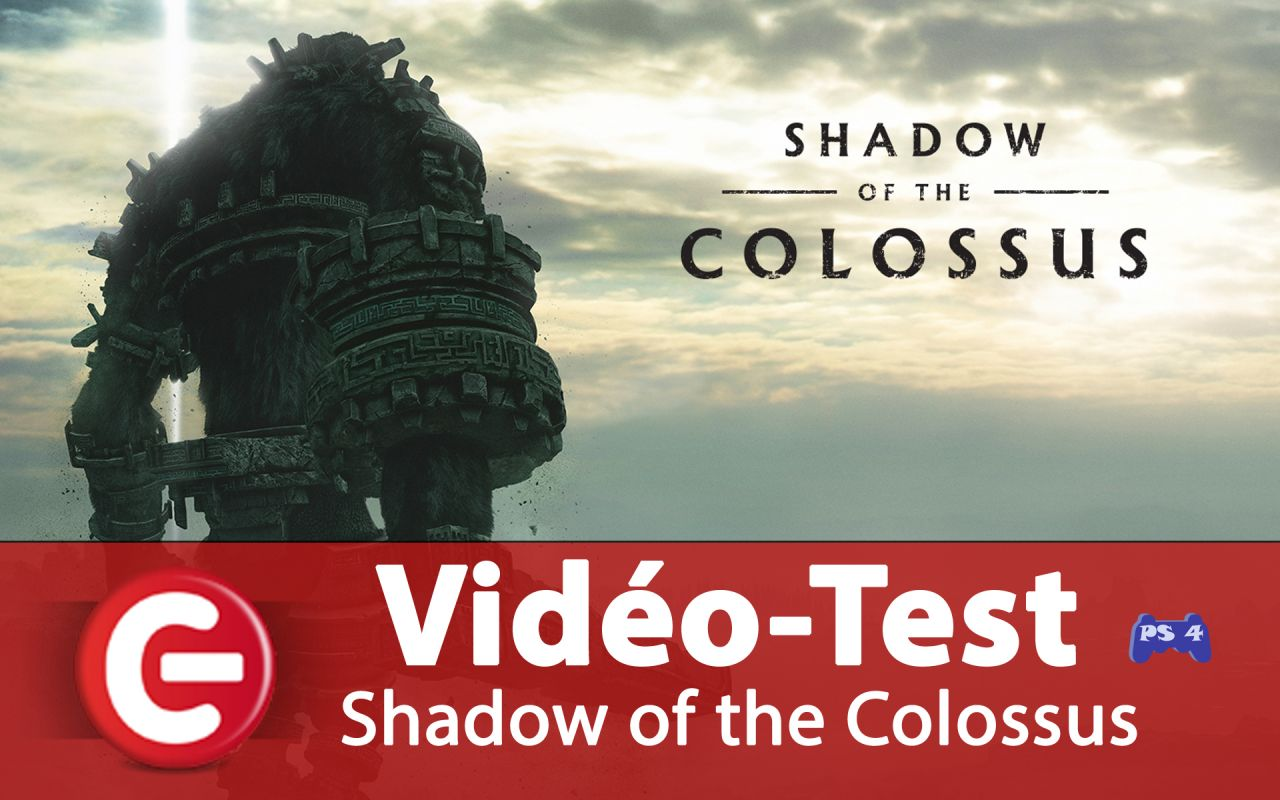 [Vidéo Test] Shadow of the Colossus, un sacré remake !