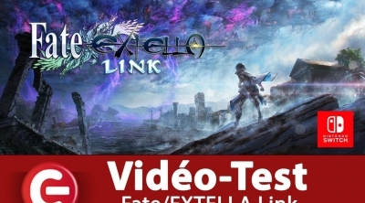 [Vidéo Test] Fate/EXTELLA Link - Nintendo Switch
