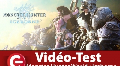 Monster Hunter World : Que vaut ICEBORNE ? Notre test !
