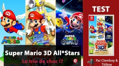 [VIDEO TEST] Super Mario 3D - ALL STARS sur Nintendo Switch