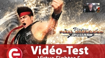 [Vidéo-Test Souvenirs] Virtua Fighter 5 : Final Showdown