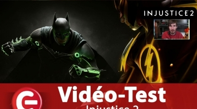 Vidéo Test : Injustice 2, la baston spectacle arrive !