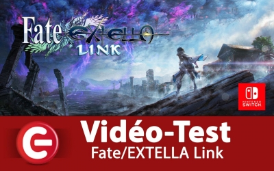 Test vidéo [Vidéo Test] Fate/EXTELLA Link - Nintendo Switch