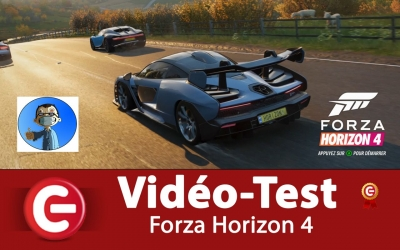 Test vidéo [Vidéo Test] Forza Horizon 4, l'excellence sur Xbox One et Windows 10 !?