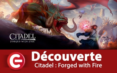 Test vidéo [VIDEO TEST] Citadel - Forged with Fire, Une bonne surprise !