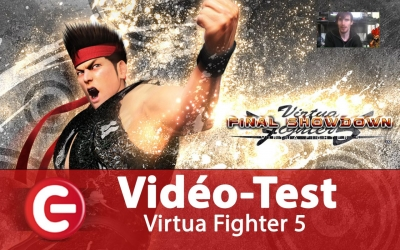 Test vidéo [Vidéo-Test Souvenirs] Virtua Fighter 5 : Final Showdown