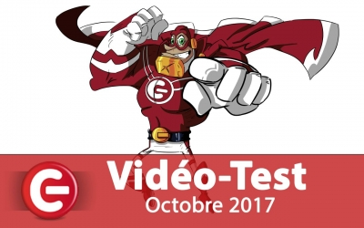 Test vidéo Nos derniers tests en vidéo (The Evil Within 2, Forza 7, FIFA 18, Marvel vs Capcom Infinite...)