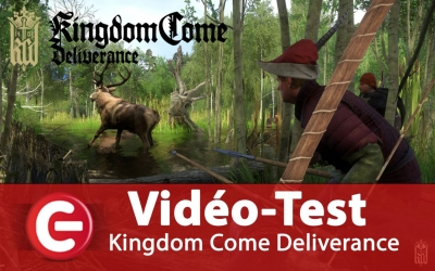 Test vidéo [Vidéo Test] Kingdom Come Deliverance, vers un Game of the Year !?