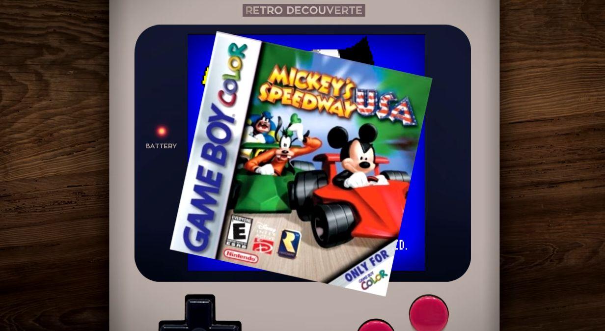 Reportage : L'histoire des jeux vidéo 'Mickey' ! - par Edward