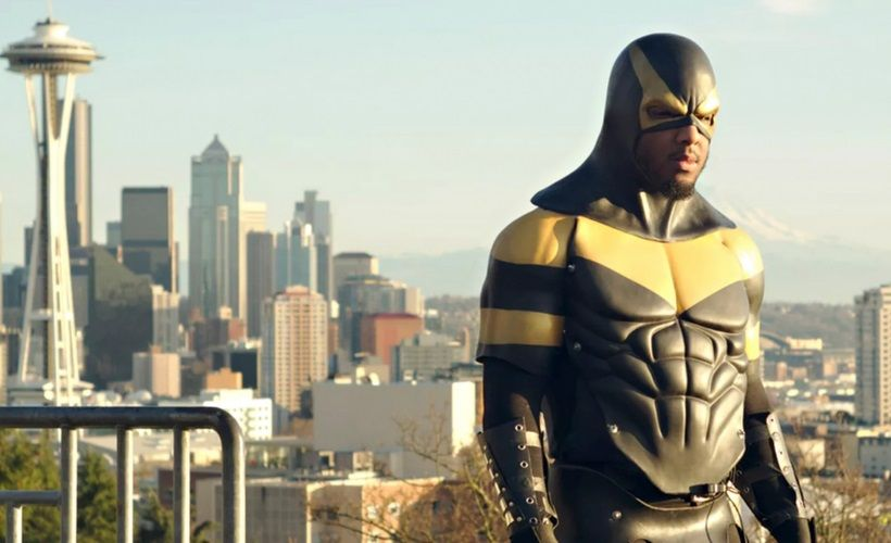 Chronique P.A.U.L : Le super-héros Phoenix Jones