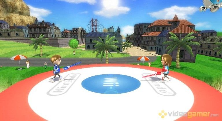 Wii Sports Resort s'écoule bien