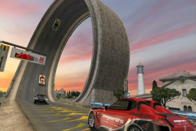 Trackmania Wii : premières images