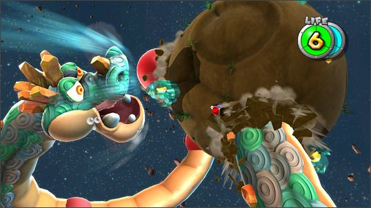 Mario Galaxy 2 : nouvelles images
