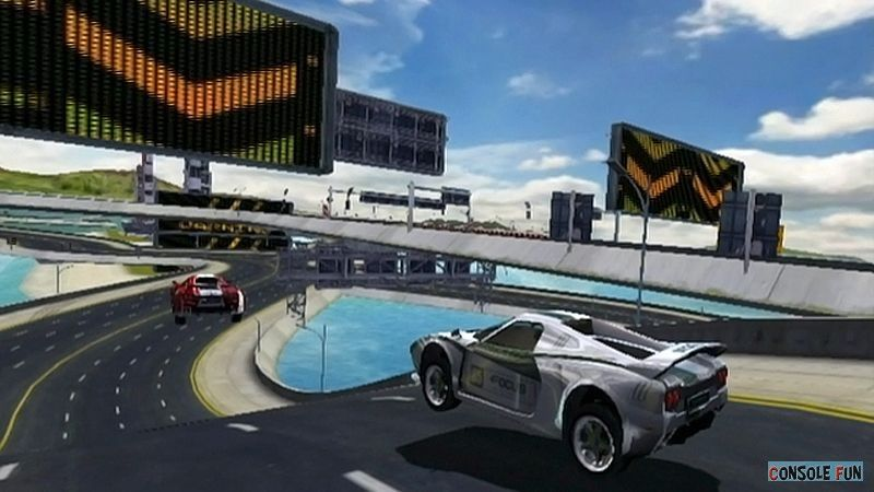 Trackmania Wii : les images