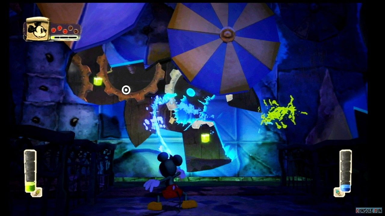 Epic Mickey : plusieurs fins