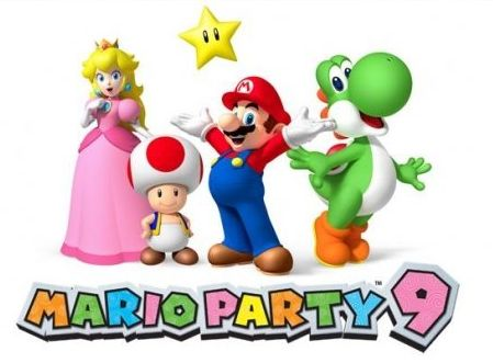 Mario Party 9 trouve une date !